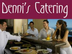 Denni's Catering: catering excellence to Los Cabos since 1998. From 2 to 2,000, from casual to extraordinary, a perfect culinary experience in the most exclusive locations
